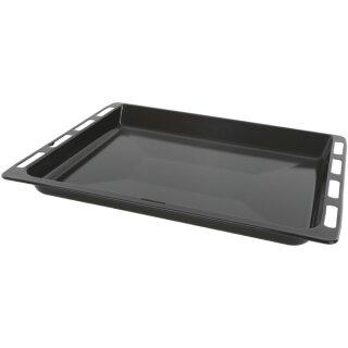 Bosch HEZ332070 Universalpfanne pyrolysefähig schwarz emailliert
